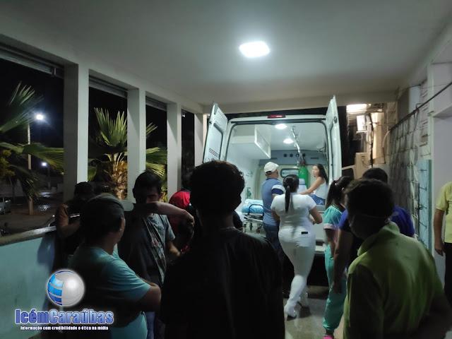 Policial aposentado e homem de 47 anos são baleados no Bairro Leandro Bezerra em Caraúbas