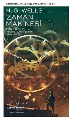 Zaman Makinesi Kitap Görseli