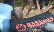 Terseret Arus Sungai Merbang, Remaja 14 Tahun Ditemukan Dalam Kondisi Tidak Bernyawa