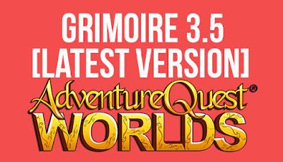 Download Grimoire 3.5 AQW