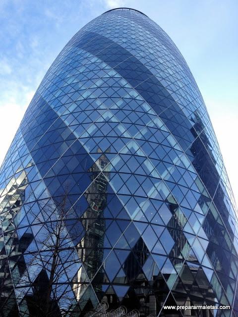 el pepino de la City de Londres