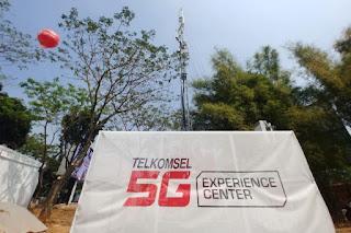Telkomsel 5G Segera Hadir