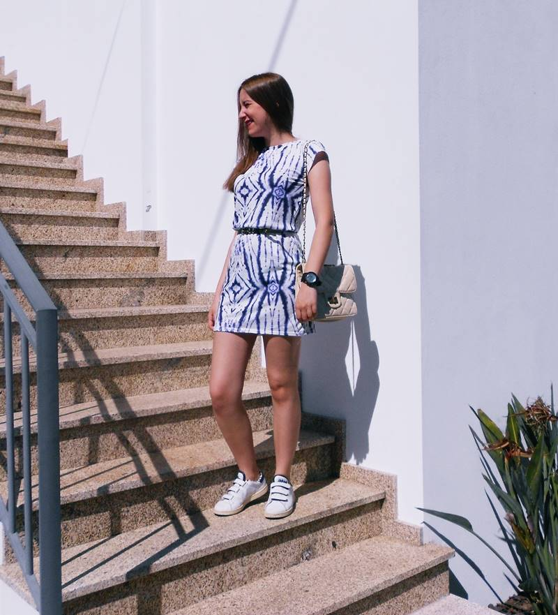 outfit | Dress from Just For 5 Pounds