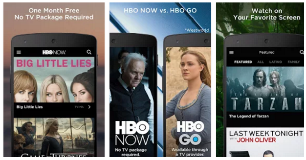 HBO NOW: Series, movies & more - Youth Apps - Best Website