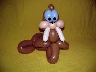 Gambar Balon Karakter Puppy_Anak Anjing Lucu_Balloon Character Puppy_5