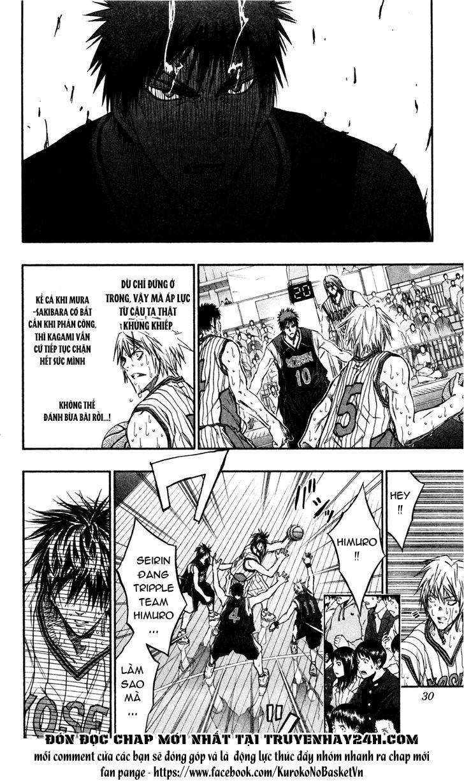 Kuroko No Basket chap 164 trang 4