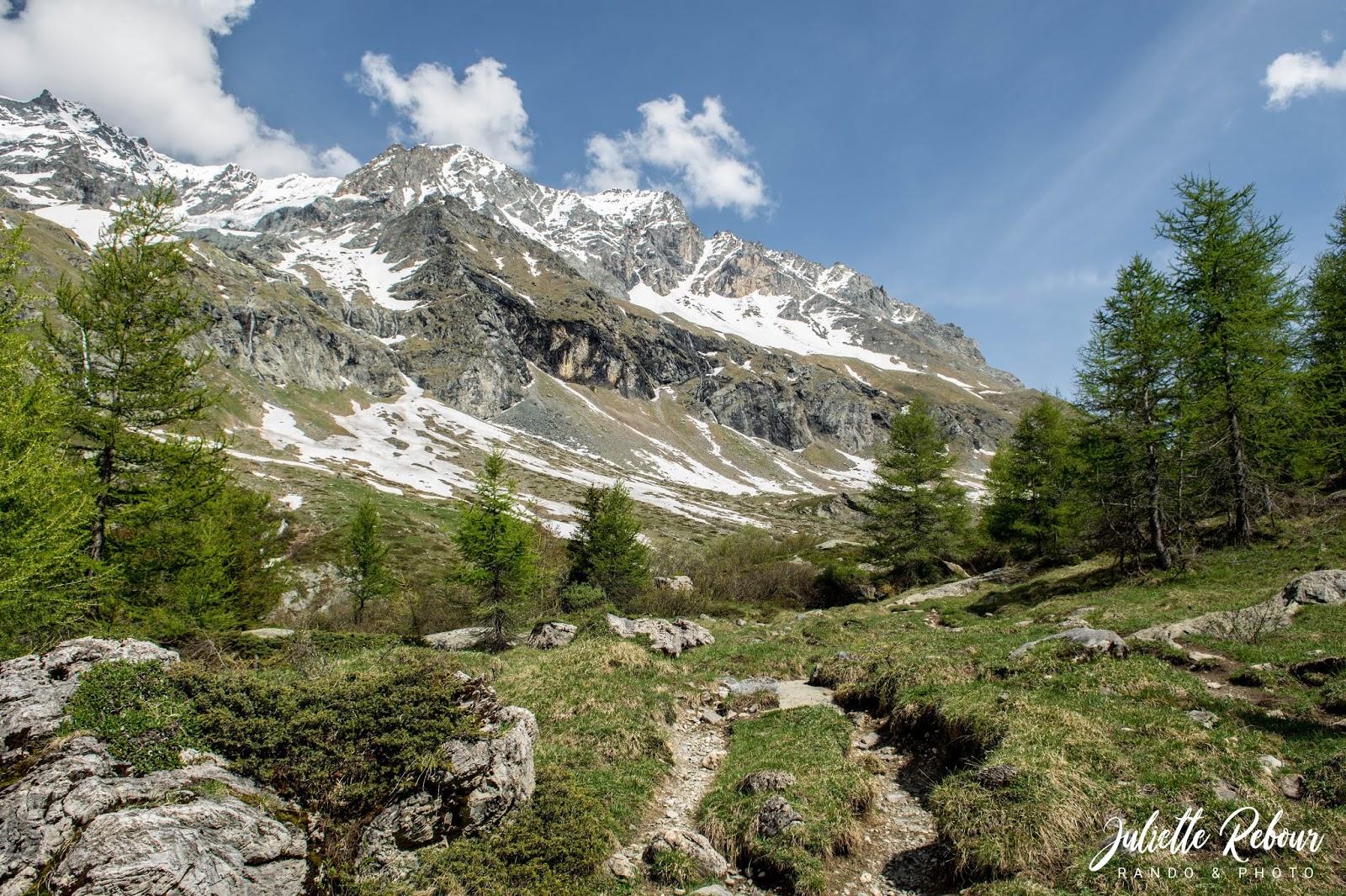 Randonnée - Parc National de la Vanoise