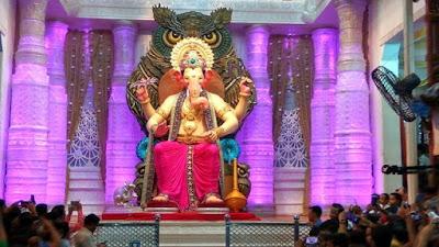 lalbaugh cha raja - Mumbai ganpati images 2016 Mumbai Ganesh Chaturthi images 2016