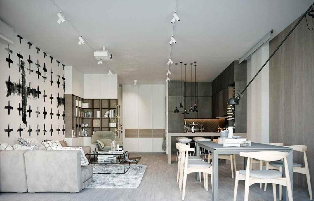 Idee e soluzioni per dividere un appartamento di 140 mq