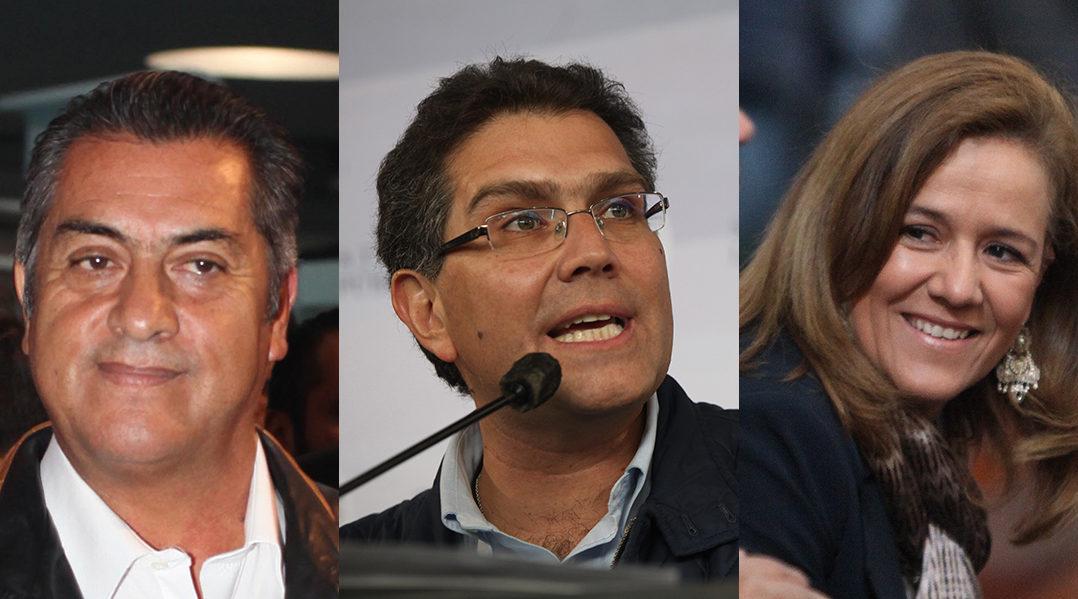 """Independientes con mañas partidistas: """"El Bronco"""", Ríos y Zavala registraron a cientos de miles de electores inexistentes: INE"""
