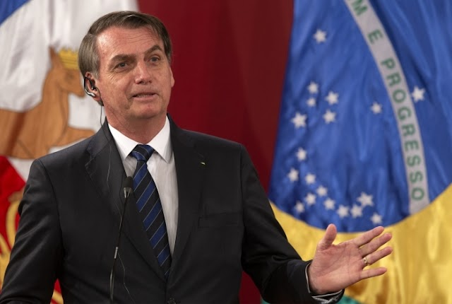 Bolsonaro autoriza celebração do Golpe Militar de 1964