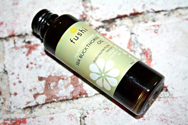 Fushi Sea Buckthorn Organic Oil