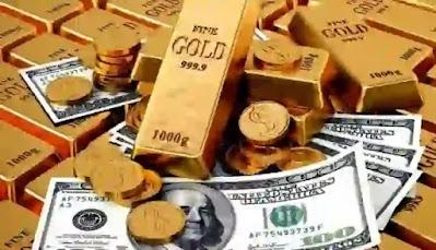 المال في المنام للامام الصادق