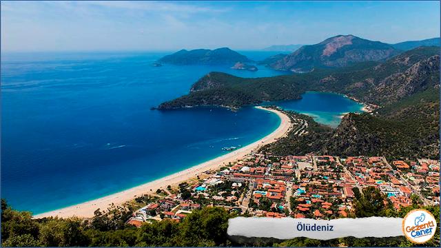Oludeniz-Fethiye