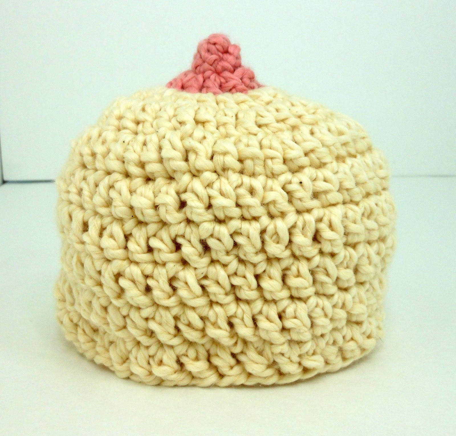 b3c8a439f All Things Soft and Spinable: Altered Boob Hat Crochet Pattern