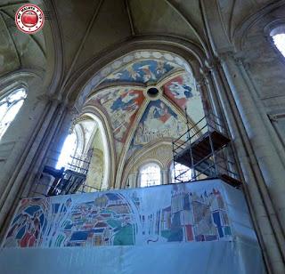 Poitiers - Catedral de San Pedro