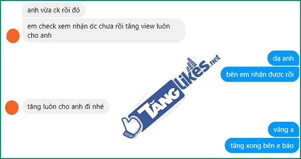 tang luot view video facebook