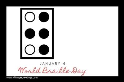 world braille day image