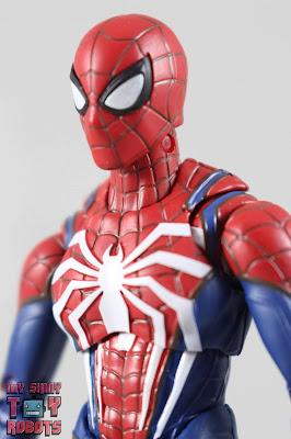 S.H. Figuarts Spider-Man Advanced Suit 01