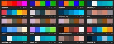 Colores que debo usar en una infografia