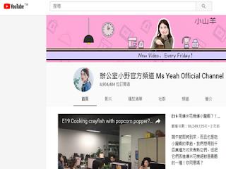 中國youtube訂閱數排名