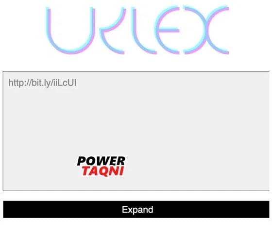 "Urlex أفضل مواقع الويب للتحقق من اللينكات المشكوك ""عناوين URL"""