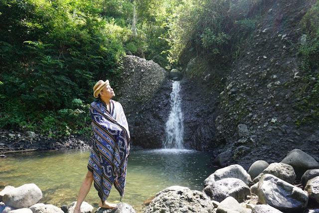potensi curug sidoayu menjadi wisata andalan kebumen