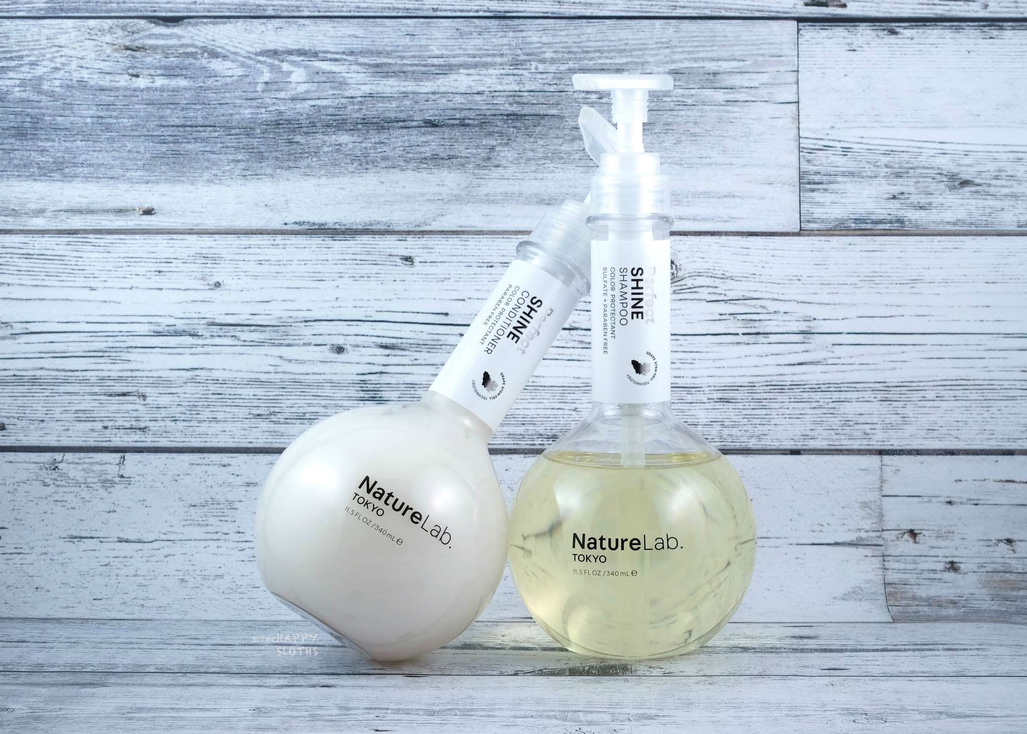 NatureLab. Tokyo | Perfect Shine Shampoo & Conditioner: Review