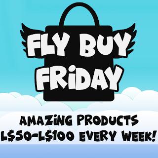 Fly Buy Fridays
