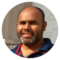 Kishan Salian UX Lead