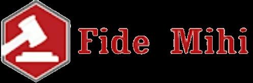 Fide Mihi - legal services Delhi