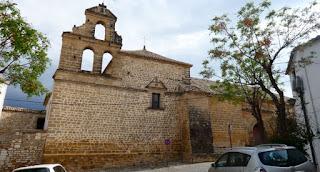 Úbeda, Iglesia de San Lorenzo.