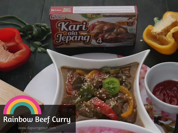 Rainbow Beef Curry
