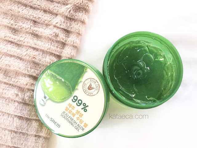 The Saem Jeju Fresh Aloe Shooting Gel