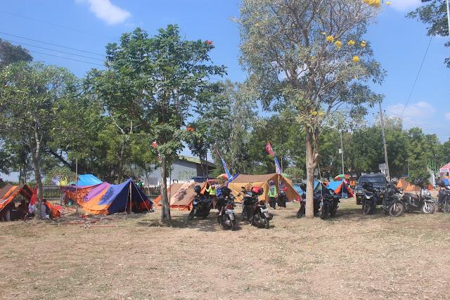 Kemah Hijau MAN 2 Ponorogo 2019