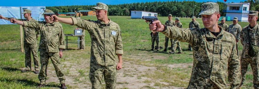 В Україні не буде окремих військ територіальної оборони