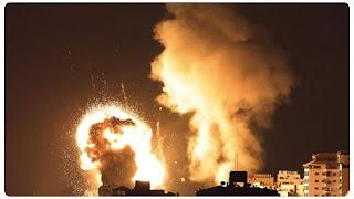 """(فيديو) ردًا على قصف الأبراج ..""""القسام"""" تُعلن توجيه ضربة صاروخية """"كبيرة"""" لتل أبيب"""