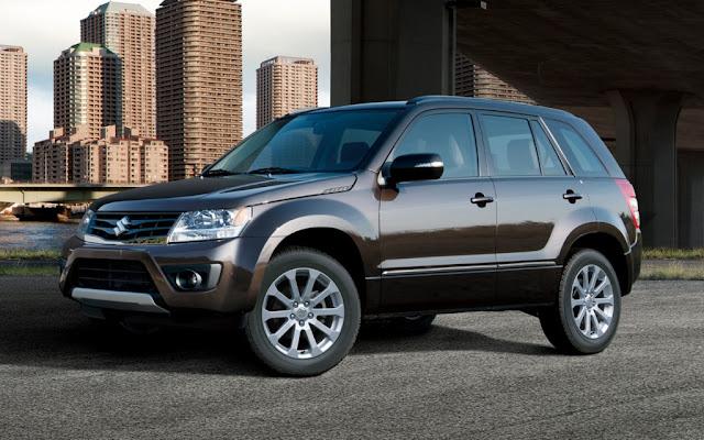 2013 Suzuki Grand Vitara Review