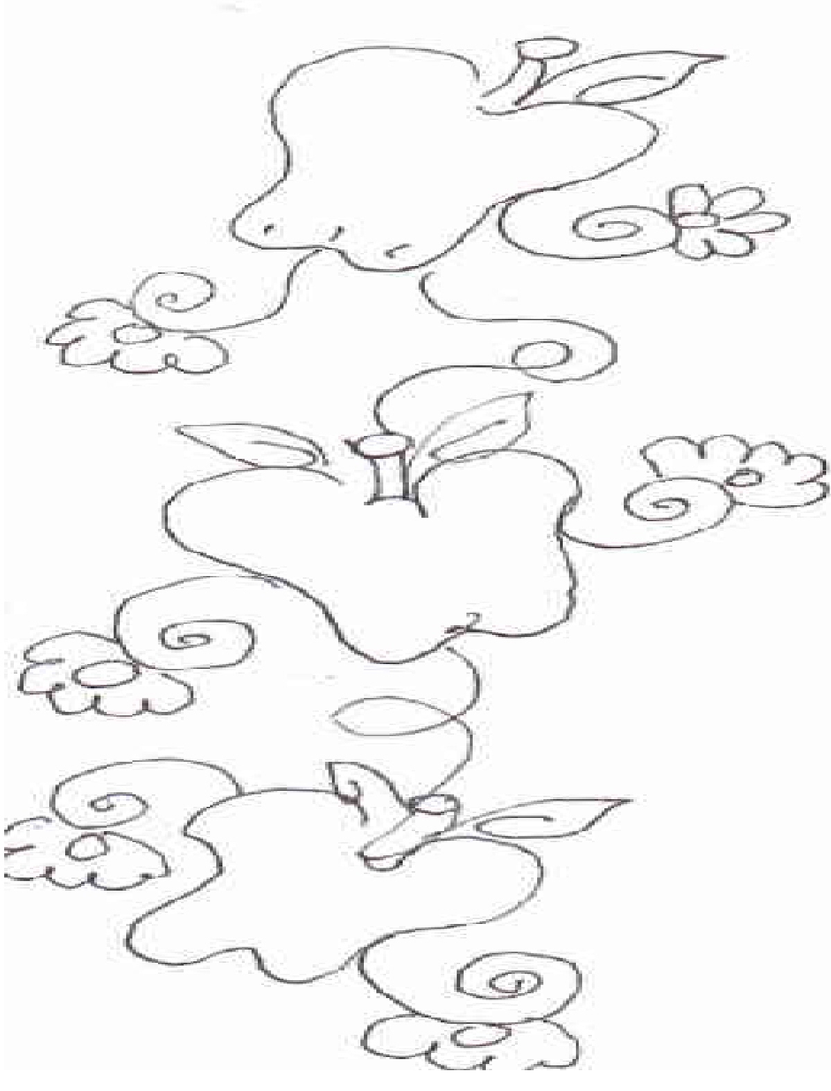 Christian Images In My Treasure Box: Doodles For Crafts