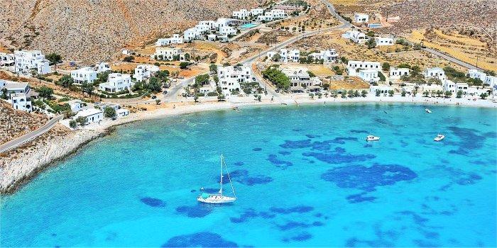 Folegandros, Cicladi, Grecia