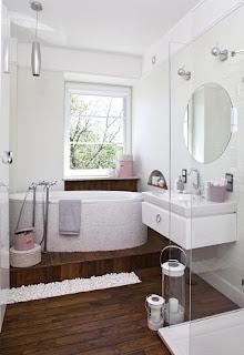 Decoración baño peuqeño