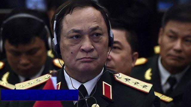 Người đứng đầu Biển Đông bị kỷ luật cách mọi chức vụ trong Đảng