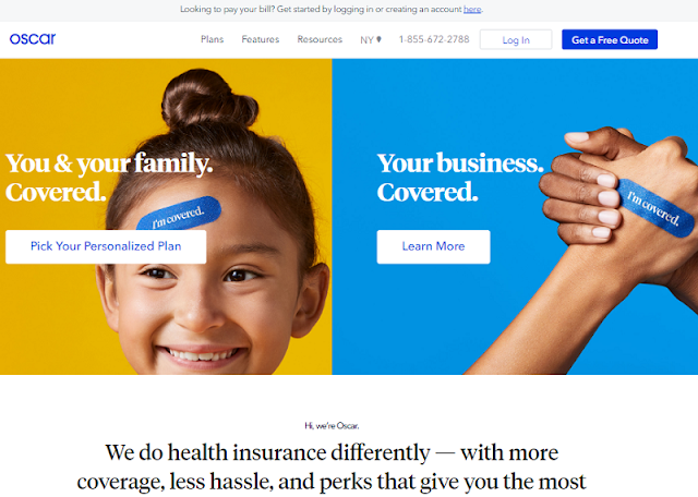 Oscar Health Insurance New York