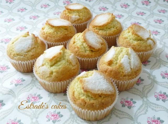 receta de magdalenas de nata 5