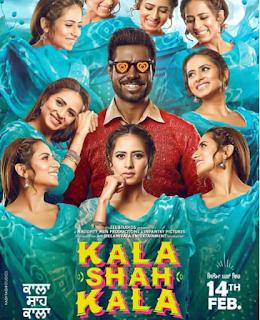 Kala Shah Kala 2019 Punjabi 720p WEBRip