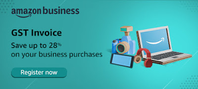 Amazon business for shop owner, small businessman to get up to 28% discount on business purchase