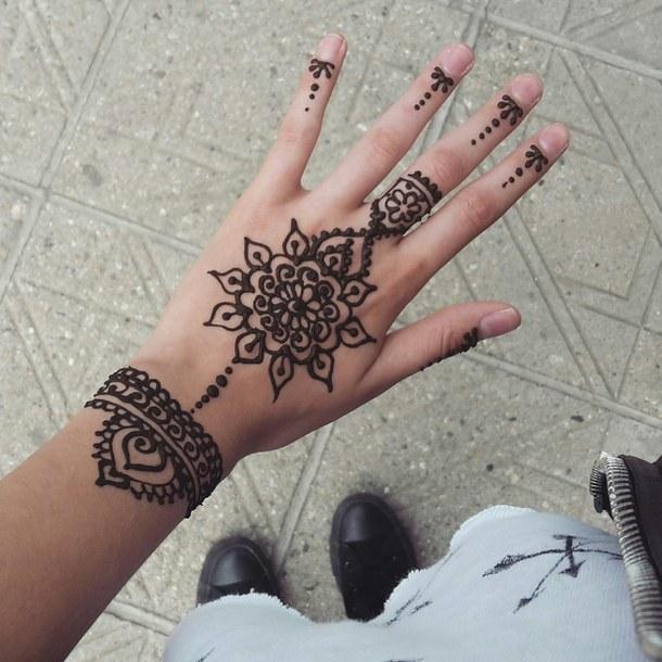 Henna Tumblr Designs | www.pixshark.com - Images Galleries ...