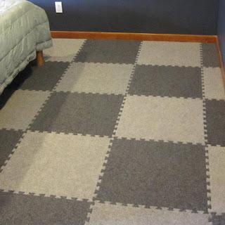 Greatmats soundproof kids floor carpet tiles