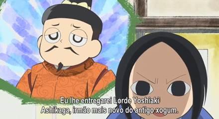 Nobunaga No Shinobi – Episódio 22 – Aparece O Homem Sério