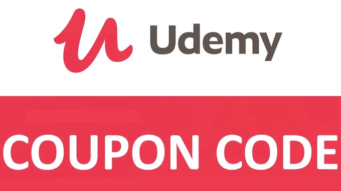 LIMITED PERIOD !  COURSES : COUPONS 100% OFF -  my free Online Courses